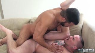 Vinnie Stefano bare fucks Max Cameron