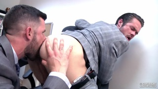 MIKE DE MARCO gets fucked by SUNNY COLUCCI