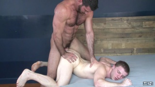 Billy Santoro fucks hung stud Doug Acre