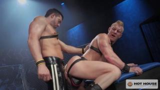Big-dicked Jimmy Durano fucks muscle hunk