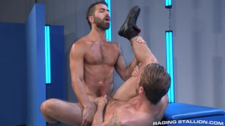 Adam Ramzi and Wesley Woods flip fuck