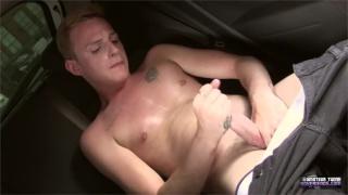 Back Seat Boner Stroking