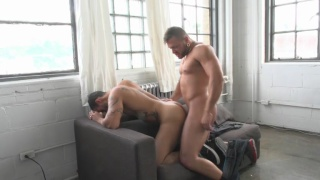Alexy Tyler takes hard fucking from matteo