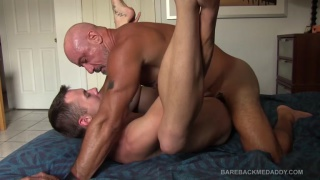 young lad gets fucked by his daddy landlord