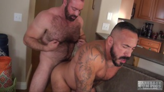 Alessio Romero gets fucked by Brad Kalvo