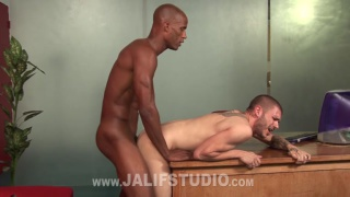 Billy Long fucks Tristan Mathews