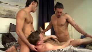 Our First 3-Way with Alexander Garrett, Rego Bello & Tommy Regan