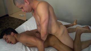 Tony Shore bare fucks Diego