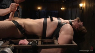 Captive scotty zee's fat dick Edged Mercilessly