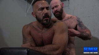 Luke Harrington bare fucks Alessio Romero
