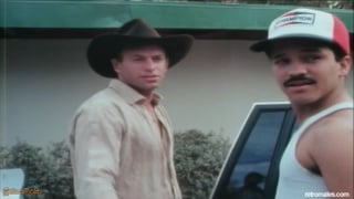 latino crewman gets blown by clean-cut man