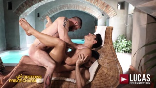 KEN SUMMERS gets fucked by RICO MARLON & SERGEANT MILES