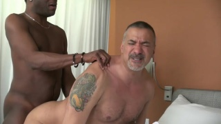 escort of the year goes wild with J.D. Daniels and Ruben D'Angelo