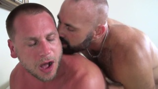 Collin O'Neal returns to gay porn filming