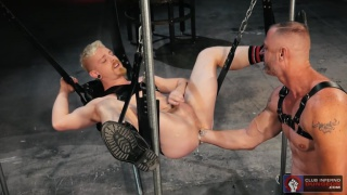 Cody Winter and D Arclyte at Club Inferno Dungeon