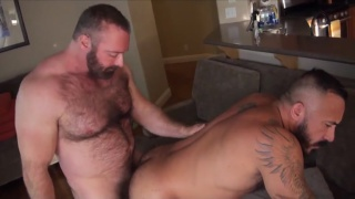 Raw Cum Sluts Vegas with brad kalvo