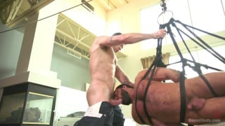 creepy handyman with Steven Roman and Trenton Ducati