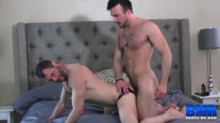 Mason Lear bare fucks Dusty Williams