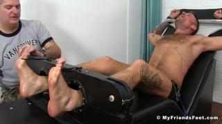 Hoytt Walker Tickled In The Chair