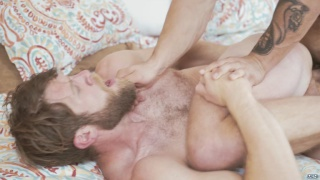 intensity with Colby Keller and Arad Winwin