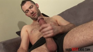 british guy is massively hung