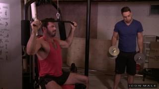 Andrew Fitch seduces older man Billy Santoro