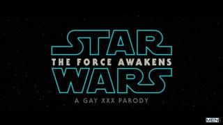 Star Wars (A Gay XXX Parody) with Aspen, Kaden Alexander & Griffin Barrows