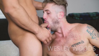 Topher DiMaggio fucks Wesley Woods