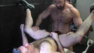 Brad Kalvo gets serviced by David Lambert