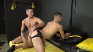 my little fuck toy with Gabriel D'Alessandro and Theo Styles