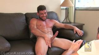 brazilian tiago is Hung and Beefy