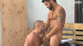 dirk Caber and Adam Ramzi flip fuck