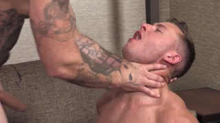 Brenner Bolton gets a rough raw fuck from Gage Unkut