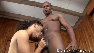 Demarcus gets a black dick