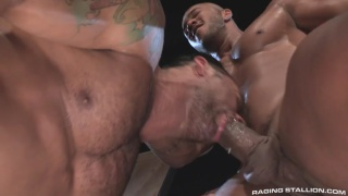 Bruno Bernal gets fucked by Jason Vario