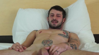 bearded polish guy fucks a gay cocksucker