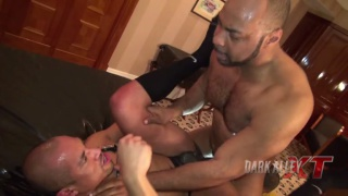 Ray Diesel fucks Tiago with his massive dick