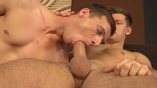 Filip sebek gets his virgin ass fucked