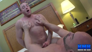 Jacob Durham rides Tyler Reed's bare cock