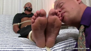 Jason James Foot Worshiped By Former Employee