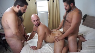 3 latin cub suck and fuck