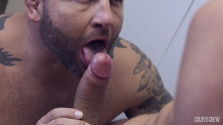 Strip Foosball with Colby Jansen and Cory Kane