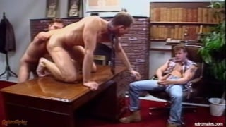 danny sommers watches Jamie Wingo and Steve London have sex