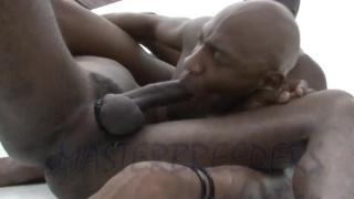 black dudes banging on a boat