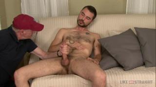 furry guy dylan gets a handjob