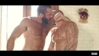 Jessy Ares bottoms for Damien Crosse