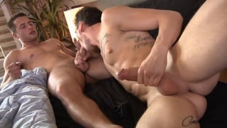 young Tanner gets William's huge cock in his ass