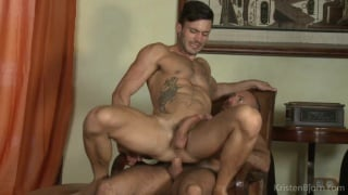 Xavi Garcia and Andy Star fuck each other