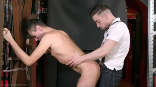 josh milk pisses on dani rivera and fucks him