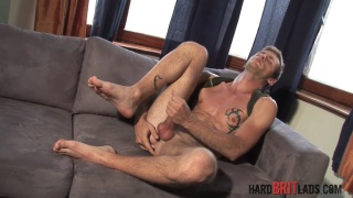 hot blond lad Leo Helios